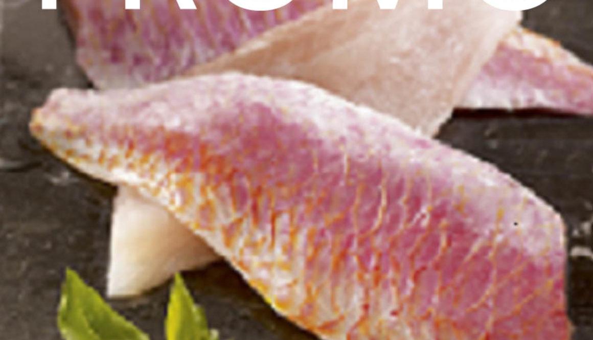 PROMO : Filets de Rouget Barbet - Sachet 800g