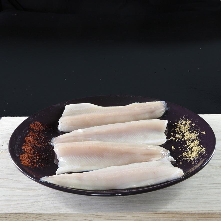Filet de truite